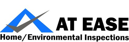 at ease home environmental inspections logo